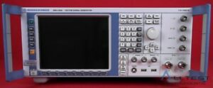 Rohde schwarz Smu200a Vector Signal Analyzer 100khz 2 2 3 4 6ghz 102469 Options
