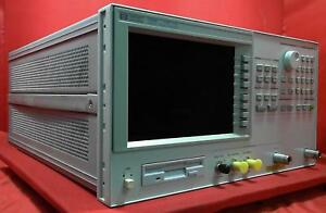 Hp agilent keysight 4352b Vco pll Signal Analyzer 10 Mhz To 3 Ghz