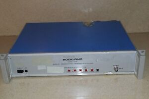 Rockland Model 5110 Programmable Frequency Synthesizer hh