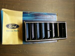 Nos Oem Ford 1972 1973 Torino In Dash Ac Vent Air Conditioning Gran Sport Gt