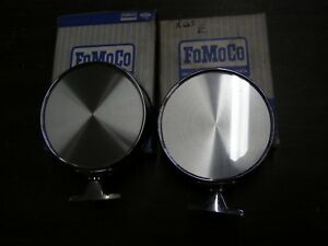 Nos 1965 1966 Ford Galaxie 500 Fairlane Falcon Outside Mirrors Accessory
