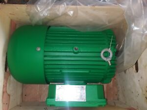 7 5 7 1 2 hp 220 V Single Phase 1750 Rpm Tefc New Electric Motor