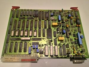 Philips Attentie Mos Circuit Board Pcb 4022 332 8496 Xray Diffractometer