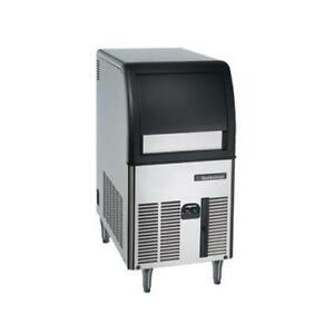 Scotsman Cu0515ga 1a 84 Lb Undercounter Ice Machine Maker