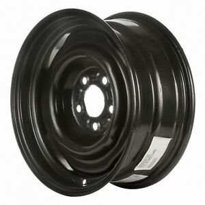 Reconditioned 15x6 5 Black Steel Wheel 1992 1997 Ford Crown Victoria 560 03023