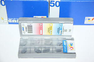Gtn 3 Ic328 Iscar 10 Inserts Factory Pack