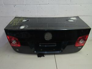 2006 2007 2008 2009 2010 Volkswagen Jetta Sedan Trunk Lid