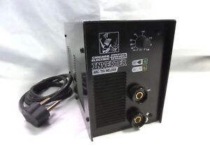 240v Chicago Electric 130 A Inverter Arc tig Welder 66787 good Condition