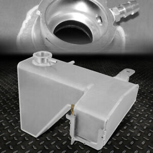 For 05 10 Charger magnum Aluminum Coolant Tank Expansion Recovery Overflow Can