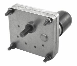 Dayton Model 52je56 Dc Gear Motor 4 4 Rpm 1 230 Hp 24vdc
