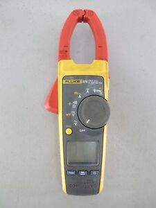 Fluke 376 Fc True rms Ac dc Clamp Meter Clamp On Digital Multimeter