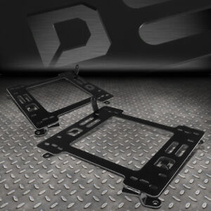 For 07 13 Bmw E90 Coupe Pair Racing Seat seats Base Mounting Brackets Rail track