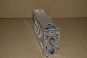 Tektronix Am 503 Am503 Current Probe Amplifier tp222