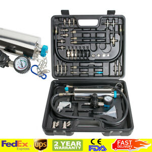 Auto Injector Cleaner Non Dismantle Car Fuel Injector Cleaner Tester Kit Usa