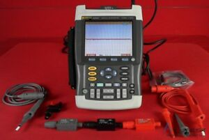 Fluke 199xray Medical Scopemeter 200 Mhz 2 5 Gs s