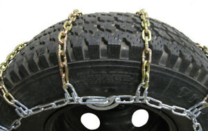 Rud Square Alloy Highway 285 70r15 Truck Tire Chains As2228cam