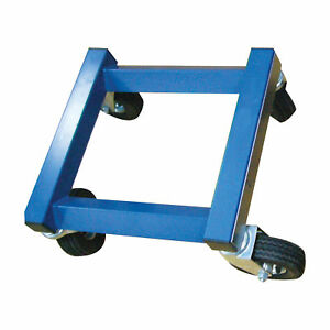 Torin Wheeled Car Tire Dolly 6in Casters Cd002 6
