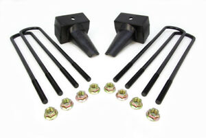 Leaf Helper Spring Block And Add A Leaf Kit Rear Ready Lift 26 3204