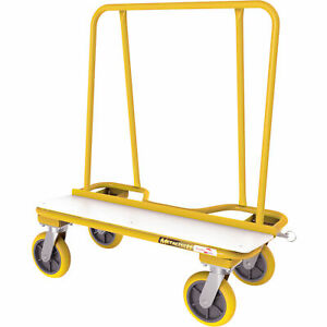 Metaltech 2000 Series 3000 lb Capacity Welded Drywall Cart