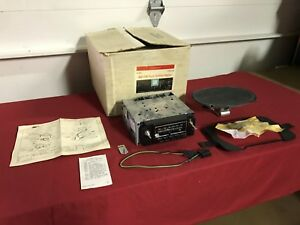 Nos 1975 Chevrolet Malibu Chevelle Elcamino Am Fm Radio Kit Gm 994749 51bfp1