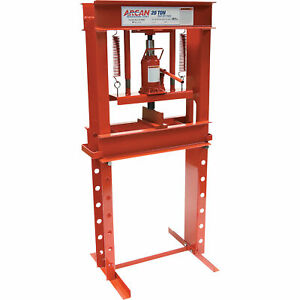 Arcan Hydraulic Shop Press 20 ton cp20