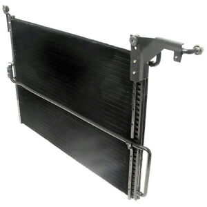 A c Ac Air Conditioning Condenser Fits Ford E 150 Econoline Club Wagon