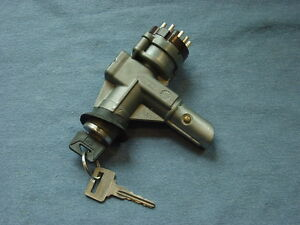 Volvo 740 940 Ignition Lock switch With Two Keys Correct For 1985 1992 look