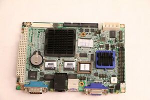 Advantech Pcm9375 Industrial Pc104 Single Board Computer Sbc Amd Geode Gx mmx 1g