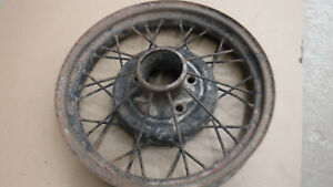 Model A Ford 1930 1931 19 Wire Wheel Mt 2357