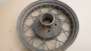 Model A Ford 1930 1931 19 Wire Wheel Mt 2358