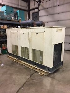 75 Kw Generator Natural Gas Generac Enclosed 1800 Rpm