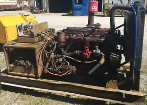 55 Kw Generator Natural Gas Kohler Hercules Engine 1800 Rpm 55rz72