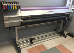 Mimaki Jv33 160 Wide Format Solvent Inkjet Printer Contact Seller For Shipping