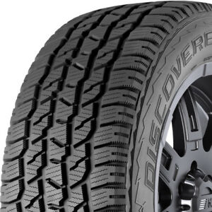 2 New Lt265 70r17 Cooper Discoverer A tw All Terrain 10 Ply E Load Tires 2657017