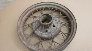 Model A Ford 1930 1931 19 Wire Wheel Mt 2366