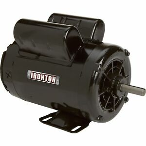 Ironton Compressor duty Electric Motor 2 Hp Model 119573 00
