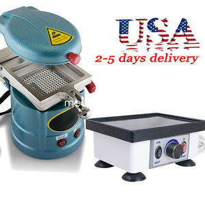 110v 220v Dental Vacuum Forming Molding Machine 120w Vibrator Model Oscillator