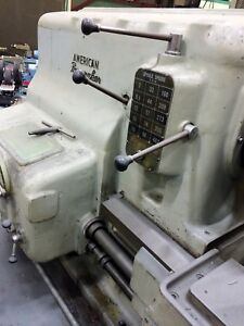 American Pacemaker Engine Lathe