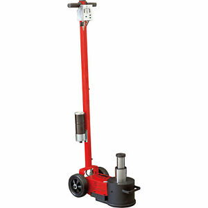 Esco Yak 44 22 Ton Air Hydraulic Service Floor Jack Model 92003