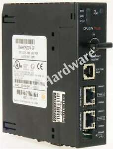 Ge Fanuc Ic693cpu374 gp 90 30 Series Cpu Controller With Ethernet Interface