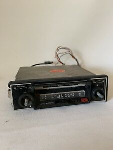Blaupunkt Cr 4096 Factory Bmw Radio Cassette Player Oem Vintage Car Tape Deck