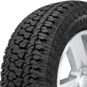 4 New 255 70 17 Kumho Road Venture At51 All Terrain 540aa Tires 2557017