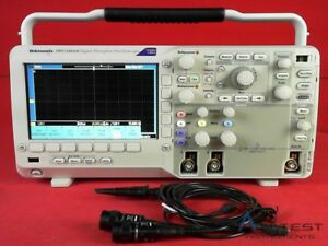 Tektronix Dpo2002b 70 Mhz 2 channel 1gs s Digital Phosphor Oscilloscope