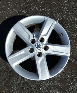 07 08 09 10 Toyota Camry 17x7 5 Spoke Alloy Wheel Only No Tire 69497