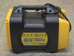 Appion G5 Twin Refrigerant Recovery Unit G5twin