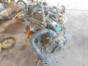 92 95 Jeep Cherokee Comanche Wrangler 4 0l 242 6 Cylinder Gas Engine Motor Vin S