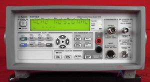 Hp Agilent 53149a 001 002 Microwave Counter power Meter dvm 46 Ghz