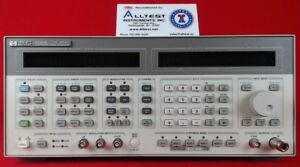 Hp Agilent Keysight 8644b Synthesized Signal Generator Option 001