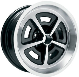 U s Wheel 527 8912 Cast Aluminum Magnum Ford And Mopar Wheel series 527 Size