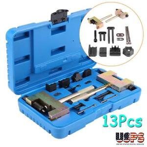Mercedes Engine Timing Chain Riveting Tool Set Simplex Duplex Double roller